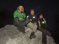 James Horscroft and team - Xtreme Everest 2 Expedition